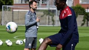 """Coach Ivan Leko blikt terug op stage en vooruit op marathon met Antwerp: """"24 uur per dag met voetbal bezig"""""""