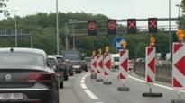 Werken geluidsschermen E313 zorgen voor hinder richting Nederland