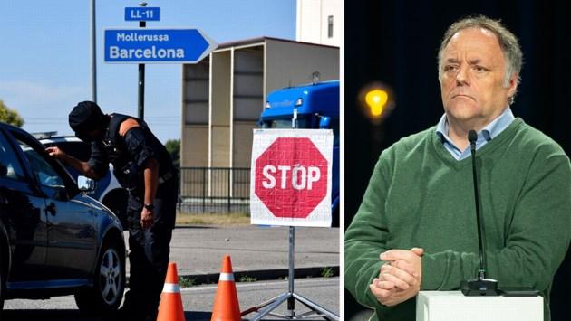 """Crisisvergadering over lot van Belgen die uit Spanje terugkeren: """"Hier waarschuw ik al weken voor"""""""