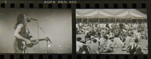 """Memorabele concerten: Bunny Wailer, 30 juni 1995, Open Tropen: """"Met drie mannen hielden we het inzakkende podium omhoog"""""""