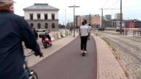 Opleiding voor gebruikers van elektrische step