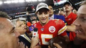445 miljoen euro: NFL-vedette Patrick Mahomes ondertekent het grootste contract uit de sportgeschiedenis