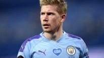 Kevin De Bruyne dreigt 3,5 miljoen euro te verliezen als Man City Europees geschorst wordt