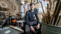 """Drummer Pieter De Ridder zet schouders onder livestreamfestival Hellgium: """"Voor een lege zaal spelen gaat heel raar aanvoelen"""""""