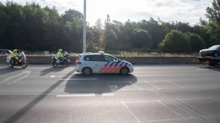 Opnieuw auto klemgereden, deze keer op E19 in Edegem