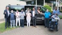 <B>Nethedal krijgt nieuwe minibus, maar moet langer wachten op nachtverblijf</B>