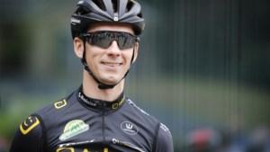 Veldrijder Lars van der Haar traint weer voluit nadat corona hem zes weken van de fiets hield