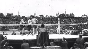 Olympische Spelen in 1920: boksen in de Zoo en ijshockey in de Gezondstraat