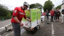 Mechelen is eerste stad waar bpost brieven en pakjes emissievrij bezorgt