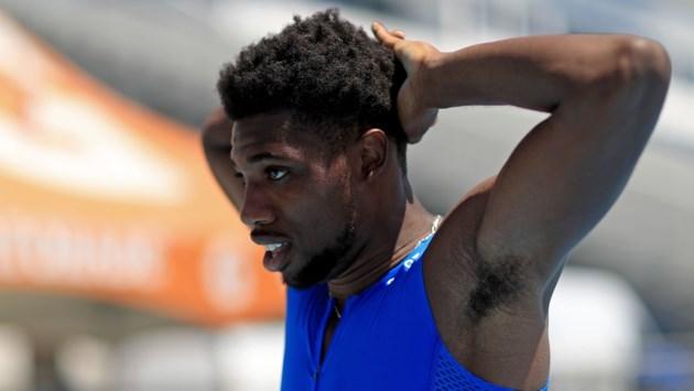 Sprinter Noah Lyles verpulvert wereldrecord op 200 meter… maar dan komt de aap uit de mouw