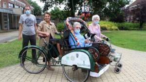 """Teruggevonden fietstaxi blijkt gestolen: """"Het woonzorgcentrum mag mijn betjak blijven gebruiken"""""""