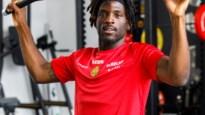 """<B>De atypische route die Rocky Bushiri</B> bij KV Mechelen bracht: """"Geen uitdaging schrikt me af"""""""