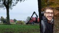 """Familie blijft met vragen achter na dodelijk ongeval nabij Veurne: """"Bjorn was een gouden mens"""""""