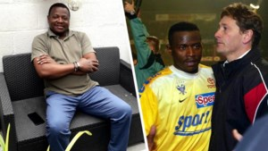 """Hoe zou het nog zijn met voormalig STVV-spits Désiré Mbonabucya? """"Ik verkoop kippenvlees en kleren in Afrika"""""""