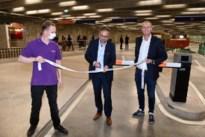 Parkeergarage onder Operaplein luidt einde werken Noorderlijn in