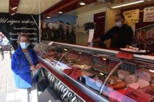 Gemeenten Mol en Herentals verplichten mondmaskers ook op markten