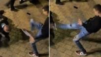 Jongeman in uitgaansbuurt Knokke trapt naar hoofd van agent