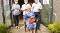 Joanna Van Dijck : eerste 100-jarige in Aalm. Cuypers sedert coronacrisis