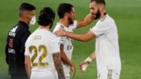 Prima avond voor Rode Duivels van Real Madrid: vijfde clean sheet op rij voor Courtois, rentree van Hazard én stap dichter bij titel