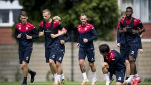 Antwerp speelt 2-2 gelijk tegen Excelsior