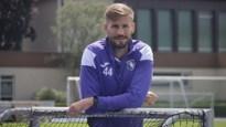 """Frédéric Frans, leidersfiguur op het Kiel: """"Mijn zoontje voor de fans, dat was mooier dan mijn doelpunten"""""""