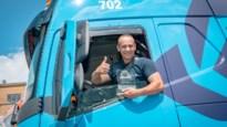 """Erik Leysen uit Retie 'meest gepassioneerde chauffeur': """"Ik word nooit moe achter het stuur, wel in mijn zetel"""""""