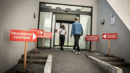 """Weer meer bezoek en besmettingen in triagepunt Sint-Vincentius: """"Er is iets aan het veranderen"""""""