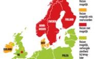 OPROEP. Nieuwe lijst met 'rode zones': keer jij binnenkort terug uit Zweden?