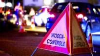 Wodca-acties: politie neemt tien liter lachgas in beslag, 38 bestuurders onder invloed van coke, cannabis en alcohol