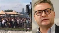 """Organisator van dance-event in Puurs: """"Mensen die dansten hielden genoeg afstand"""""""