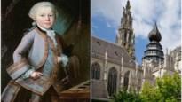 Speelde Mozart als kind ooit op orgel van Antwerpse kathedraal?
