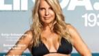 Linda de Mol poseert in bikini om een punt te maken