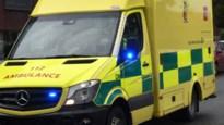 Minderjarige bromfietser gewond na aanrijding