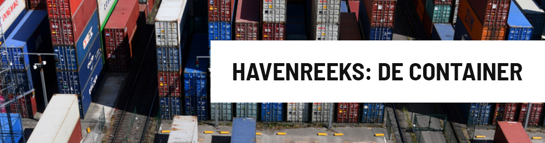 Header image havenreeks: De Container