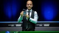 Als hij het WK snooker haalt, kan Luca Brecel een bom geld winnen met illustere maximumbreak van 147 punten