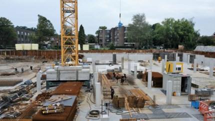 """Bouw administratief centrum loopt voor op schema: """"Verhuis gepland in zomer 2022"""""""