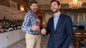 Kelders van ijsfabriek open voor publiek: coronaproof wijn proeven