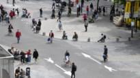 Proefproject in Antwerpen met druktebarometer meet dichtheid van mensenmassa's