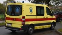 Bestuurster lichtgewond na kop-staartongeval