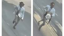 Nieuwe beelden van coronaspuwer op perron, politie hoopt op identificatie
