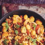 Foodbloggers presenteren hun favoriete zomergerecht: gnocchi met chorizo van The Messy Chef