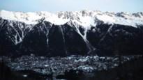 Vier alpinisten, twee paragliders en een wandelaar komen om in bergen van Haute-Savoie