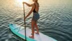 Stand up paddle is populair: op deze Vlaamse plekjes krijg je het onder de knie