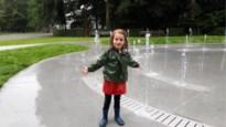 """Nieuwe fontein in Te Boelaarpark: """"Dit wordt de leukste zomerplek van ons district"""""""