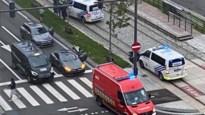Brandweerwagen rijdt bestuurder klem na ongeval met vluchtmisdrijf