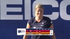 Waarom de World Team Tennis Tour op het lijf geschreven is van Kim Clijsters