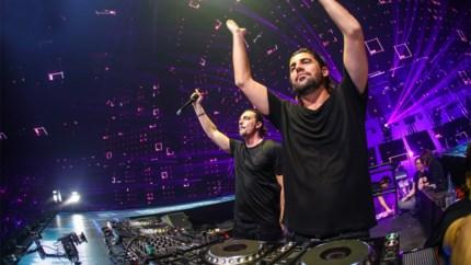 Dimitri Vegas en Like Mike openen opnieuw pop-up in Antwerpen