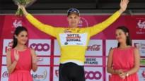 Templeuve vervangt Ath als aankomstplaats eerste etappe Ronde van Wallonië