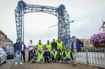 Primeur in Mechelen-Willebroek: jobstudenten patrouilleren bij politie