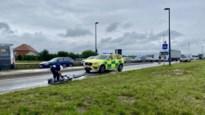 Fietser raakt gewond bij aanrijding op N16